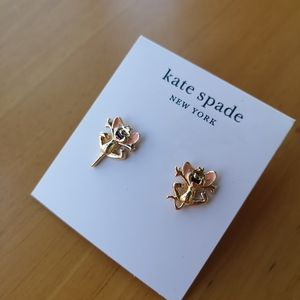 Kate spade Tom and Jerry studs earrings